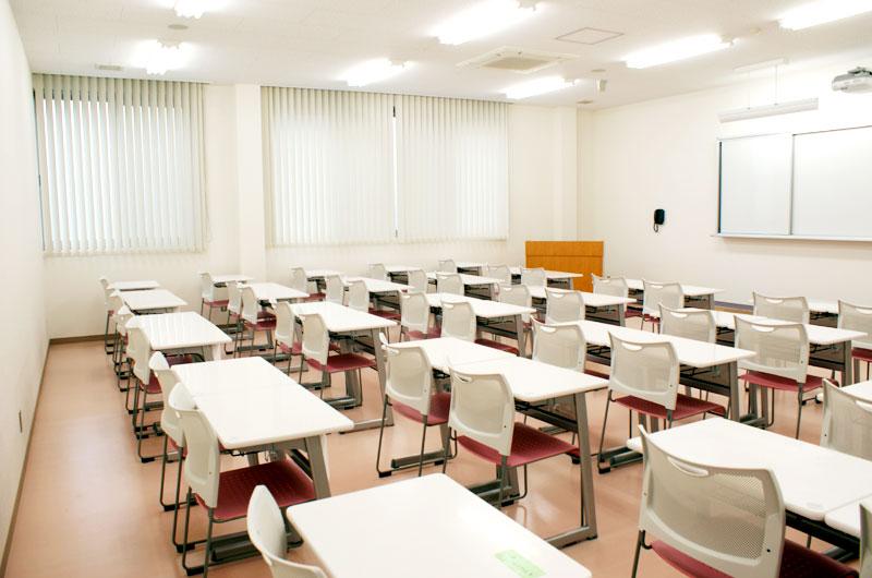 第2教室室内写真