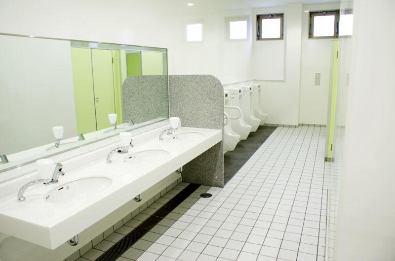 男子トイレ写真