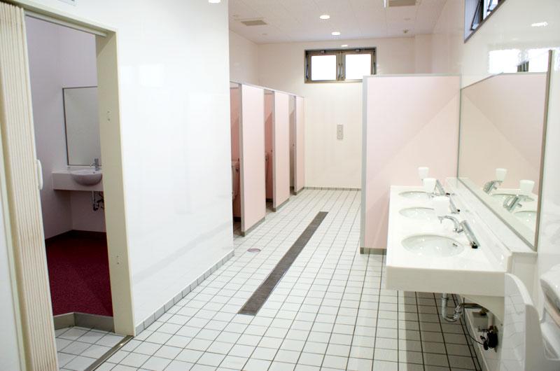 女子トイレ写真